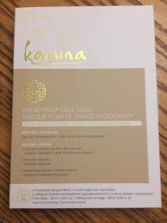 Karuna Hydrating Face Mask $28