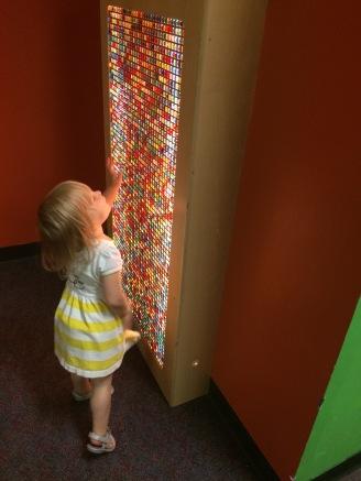 Sensory Marble Board