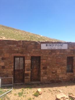 Windy Point Elevation 12,129